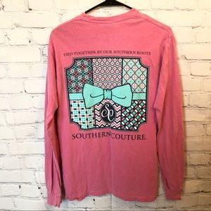 Southern Couture long sleeved t-shirt